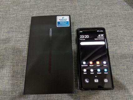 Samsung Note 9 512GB + warranty till 9/2020
