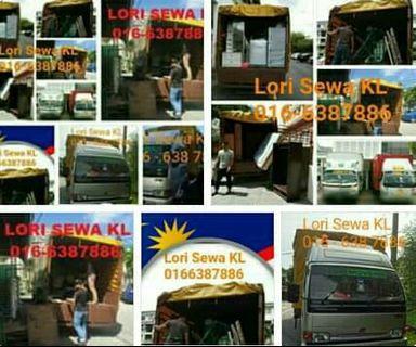Lori Pindah Lorry Movers