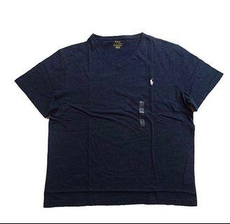 Authentic Polo Ralph Classic Fit V-Neck Lsize T-Shirt!