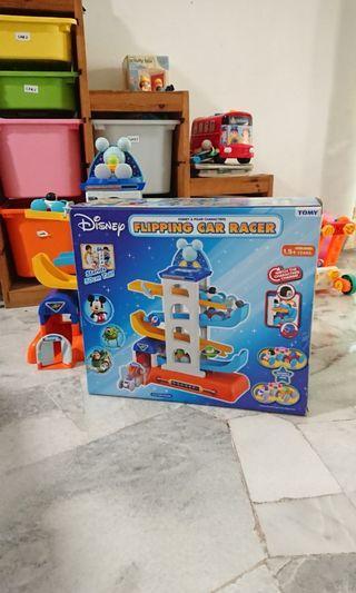 Takara Tomy Disney Flipping Car Racer