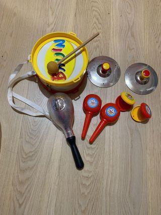 Children Music Instruments (兒童音樂玩具樂器)