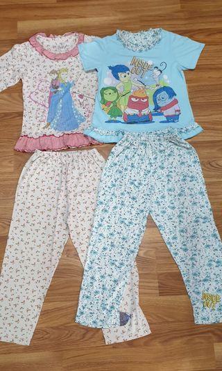 Baju Tidur anak uk 14 FreeOng