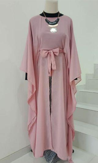 Outer Latifah dusty pink