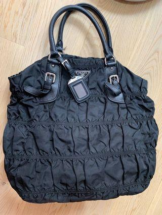 🈹️減 Prada Women's  Handbag (名牌黑色手提/肩袋包)