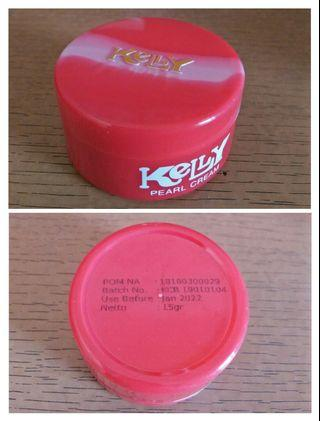 Kelly Pearl Cream
