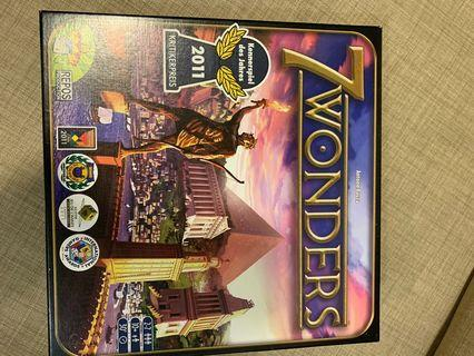 🚚 *Boardgame SALE: 7 Wonders