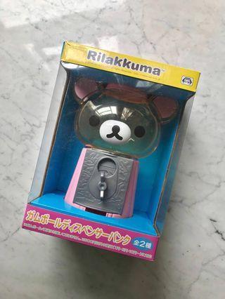 [限時清貨]日本直送 輕鬆小熊 糖果機 #Rilakkuma #鬆弛熊 #小白熊 #牛奶熊