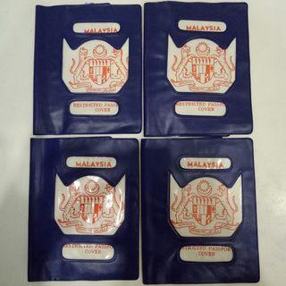 vintage pasport cover