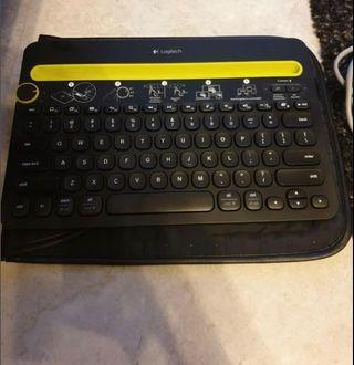 Keyboard Logitech Multi-Device K480