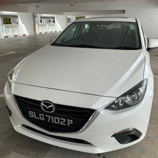 Mazda 3 for Long Term Rental