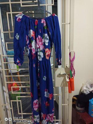 Flower jumsuit