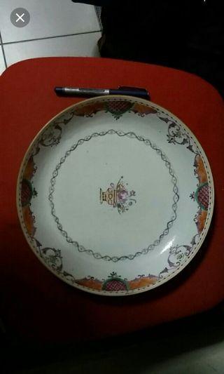 康熙 china qing kang xi big plate