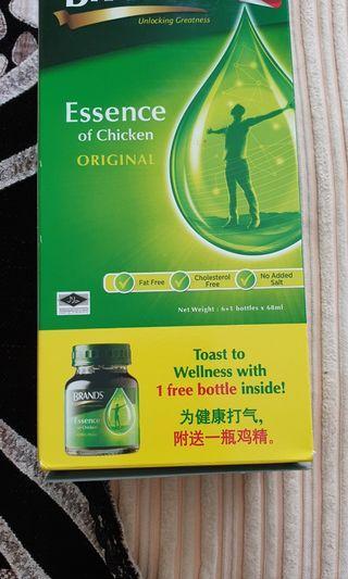 Brands Essence of Chicken 6 bottles plus 1 free