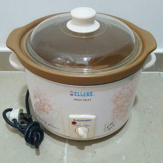 Big Slow Cooker From Japan (Good For Confinement)