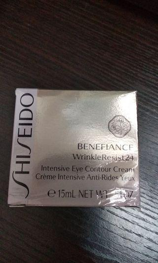 Shiseido eye cream