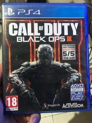 Call Of Duty ( COD) Black Ops 3