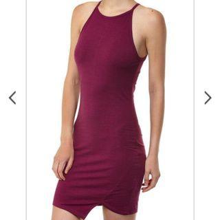 Cotton On Halter Bodycon Dress