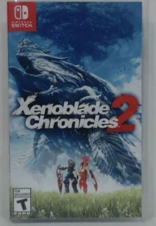 Xenoblade chronicle 2 switch game