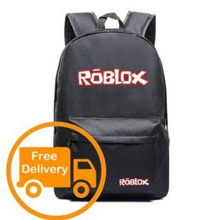 Roblox Backpack School Bag