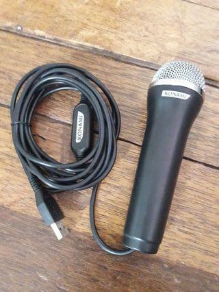 Konami USB Microphone