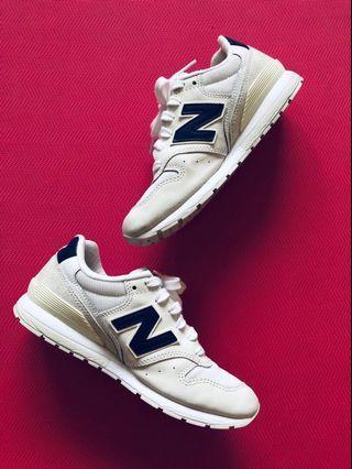 🚚 New balance👟996經典復古慢跑鞋 24cm