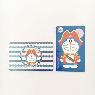 Limited Edition Doraemon Ezlink Card (Set of 2)