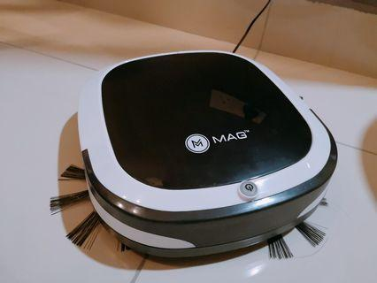 Limited time offer, Robotic vacuum cleaner with excellent condition