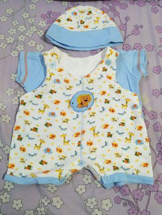 #PRELOVED Jumper Baby Set