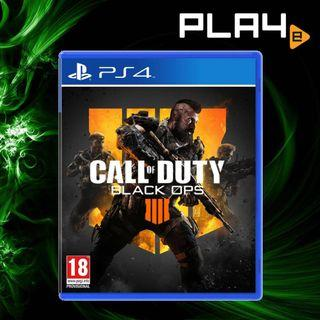 PS4 Call of Duty: Black Ops 4 (R2) Brand New