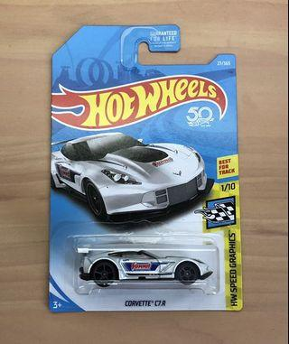 Hot Wheels Summit Corvette C7R