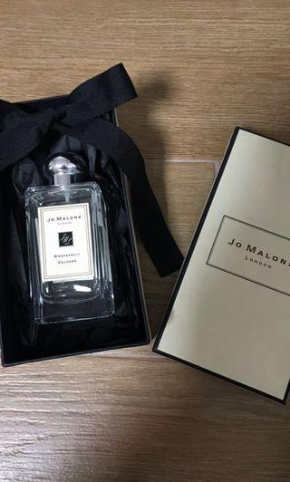 Authentic Jo malone perfume bought from rockwell