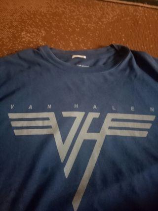 Kaos Tshirt Van Halen Official