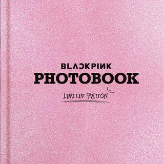Blackpink Photobook LIMITED EDITION