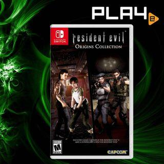 Nintendo Switch Resident Evil Origins Collection Brand New