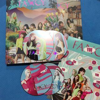 [RM20 EACH ALBUM] Twice Fancy You Official Album UNSEALED