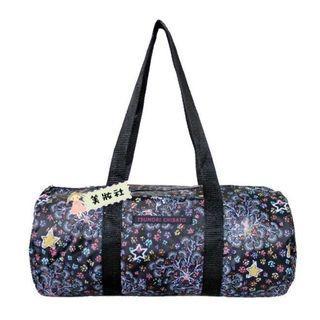 《Non-no - 2009年 9月號》Tsumori Chisato星星花朵圖案圓桶包 ($40)