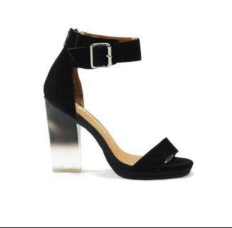 Jeffrey Campbell soirée gradient heeled sandals
