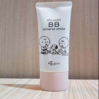 Ettusais Mineral White Bb Cream 20 ( Make up Japan )