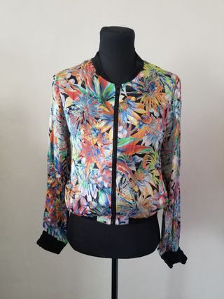 daede1ac6 zara jacket bomber | Clothes | Carousell Philippines