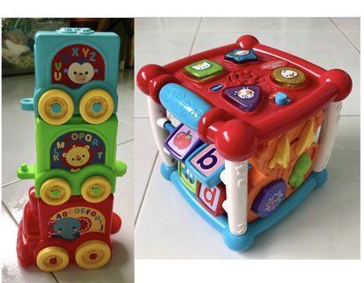 Baby toys - 2 types