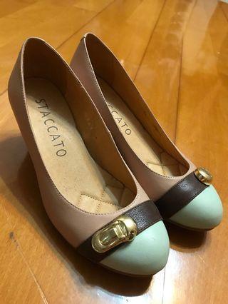 全新Staccato Platform Shoes size220