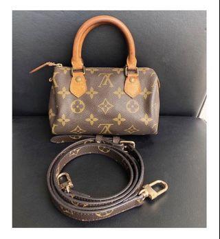 🚚 Louis Vuitton Mini Speedy