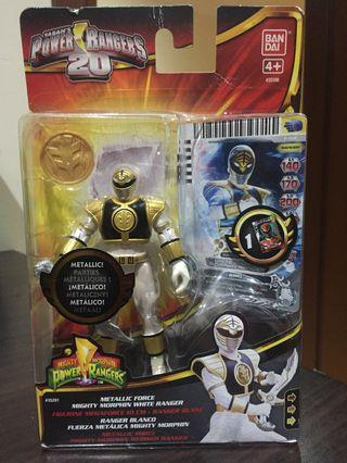 MMPR White Ranger (20th Anniversary)