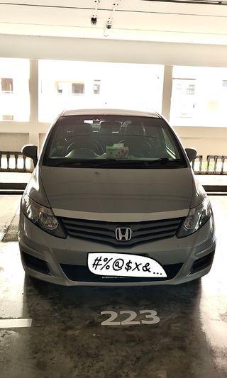 Honda Airwave 1.5A for rental