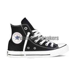 Converse Chuck Taylor All Star High Black White