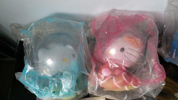 麥當勞Hello Kitty 系列~太空人
