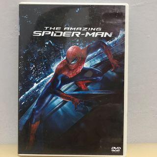 DVD The Amazing Spiderman