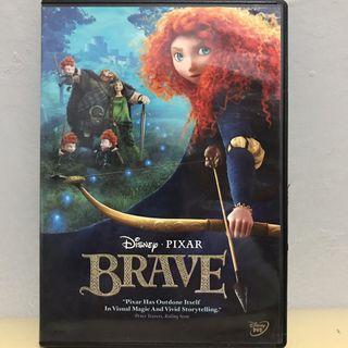 DVD Disney Brave