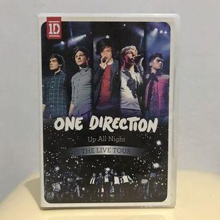 DVD Konser One Direction Up All Night