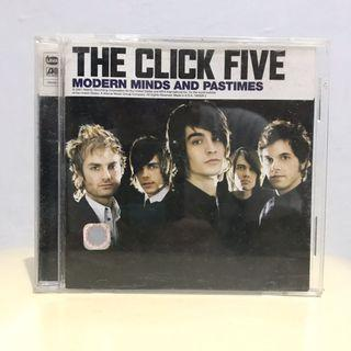Album The Click Five modern minds and pastimes